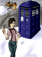 The 63rd Doctor by DaffydWagstaff