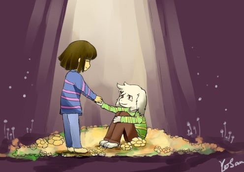 undertale by nikoyosan