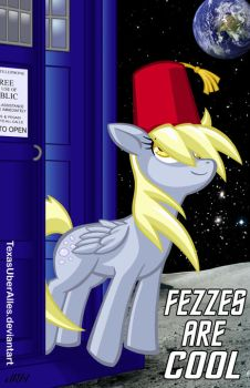 Fezzes Are Cool by TexasUberAlles