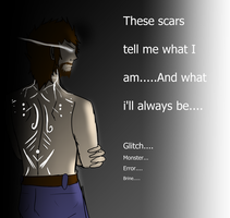 Scars by Meazigread