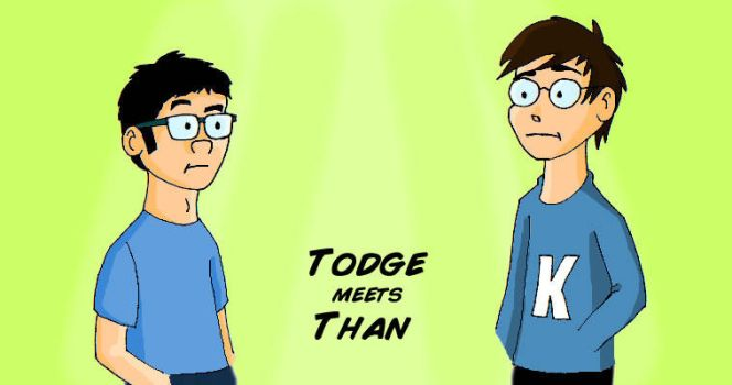 Todge meets Than by Todge69