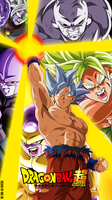 Can Goku MUI beat all of them? by AdeBa3388