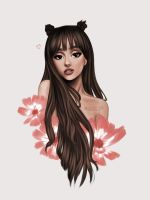 Ariana Grande - Everyday  by miloutjexdrawing