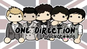 One Direction by NickyToons