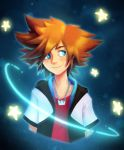 Sora portrait  by Hynael