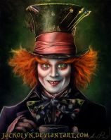 Mad Hatter by Jackolyn
