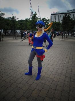 Sly Cooper by IdiotsInWigs