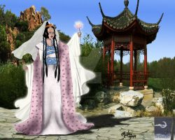 Guan Yin - Goddess of Mercy by TheSorceressRaven