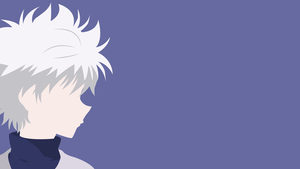 Killua Zoldyck - Hunter x Hunter by klydetheslayer