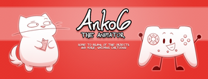 New Channel Art by Anko6theAnimator