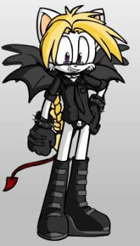 Sonic style me xD by Ciepson