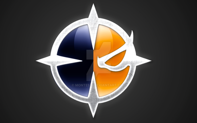 Deathstroke logo by Montes71