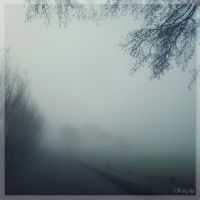 The Haunting Fog by Weissglut