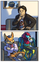 Meanwhile at Nintendo by OhDarnnitJerry