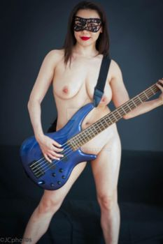 bass nude 1 by Jay20121