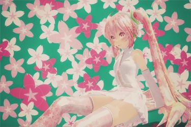TDA Sakura Miku Download (Updated) by K-Channnn