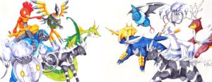 more pokemon teams
