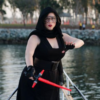 Kylo Ren Cosplay by Reactuate