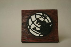UNGCC Wood Carve by BigJohnnyCool
