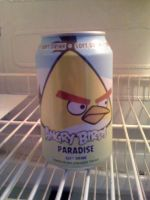 Angry Birds Soft Drink Can 2 by Collioni69