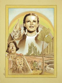 The Wizard of Oz by BenCurtis
