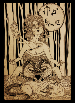 forest spirit by lopside