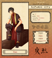 RC App: Hao by shunoin