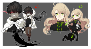 Dark Adopts Auction [CLOSED] by yhviia-adopts