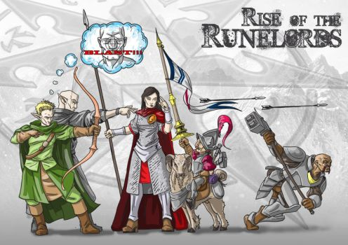 Rise off the Runelords Party, Chapter 1 by tacticangel
