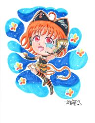 Love Live Time Traveler Chika by iTiffanyBlue