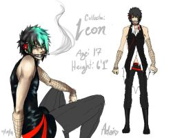 Collector - Leon by Adai-the-human-angel