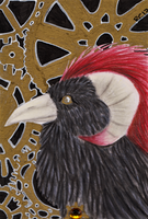 Tock ACEO by Rianne2k8