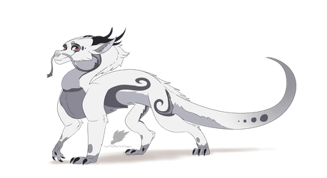 Grey Noodle CM by CyrilTheBlueFire-D