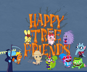 Happy Tree Friends icons by agmu