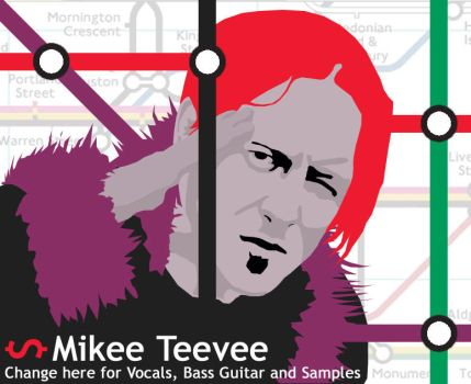 Mikee Teevee by TheRedmax