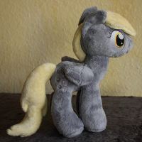 Derpy Hooves Plushie by Siora86
