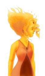 Flame Princess by pickledshoe