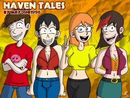 Haven Tales by JFMstudios