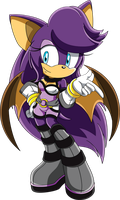 Commission - Stella the Bat by Noble-Maiden