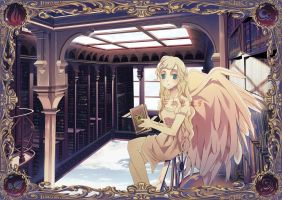The Journals of Lista Ends by airibbon