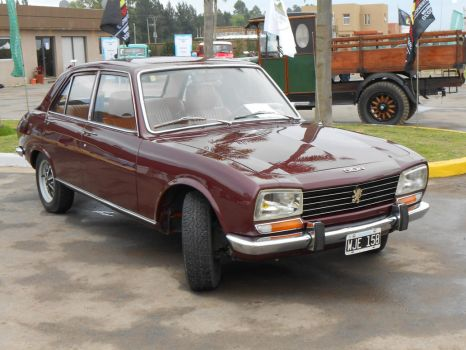 1970s Peugeot 504  - 1 by TheJamesWolf