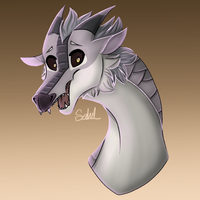 Liath Headshot Prize by Sahel-Solitude