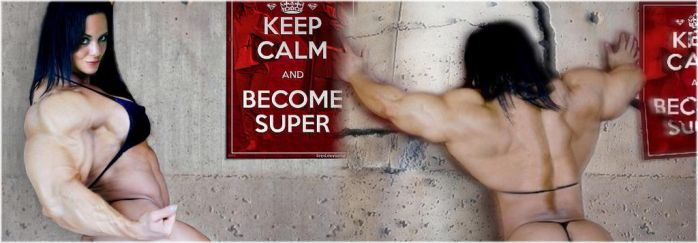 Become Super by SuperGirlStrength