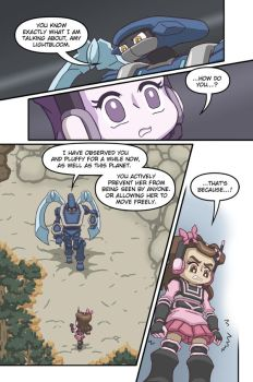 Intergalactic Fusion Book 2 - Page 17 by Galactic-Rainbow