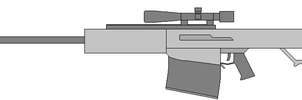 Barrett XM109 by Wxodus