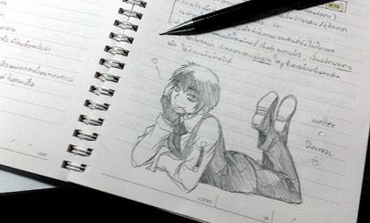Notebook by eguana