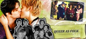 Cast Queer As Folk by bibiherz