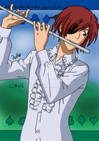Lavi - flute - colored - by HatoriKumiko