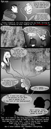 LABYSS [Descent/p9, Undertale comic] by Menekah
