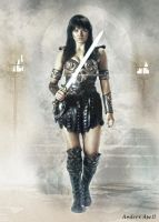 Xena by andersapell